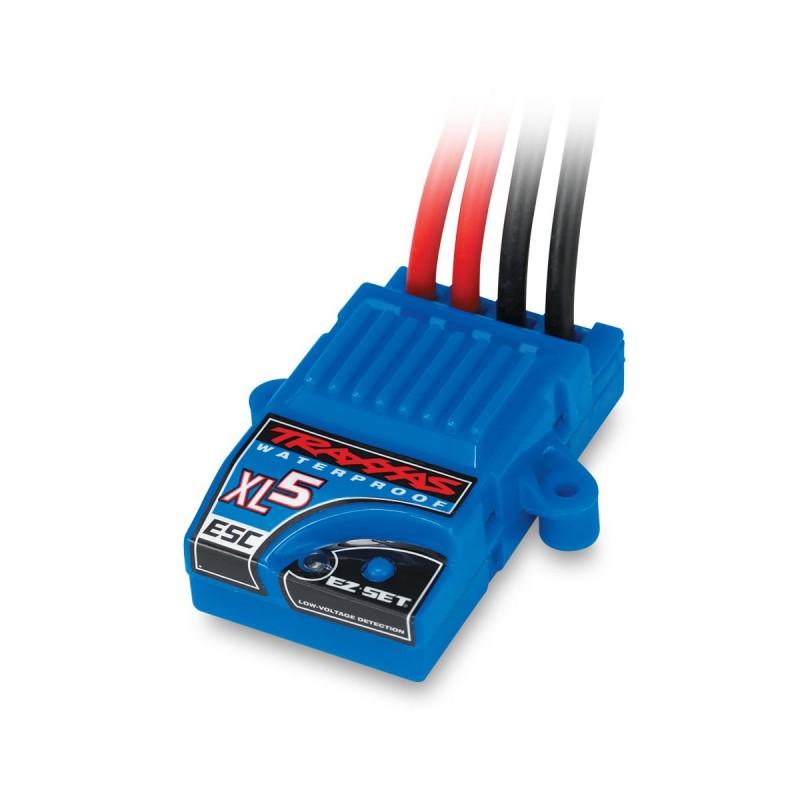 XL-5 ELECTRONIC SPEED CONTROL, WATERPROOF