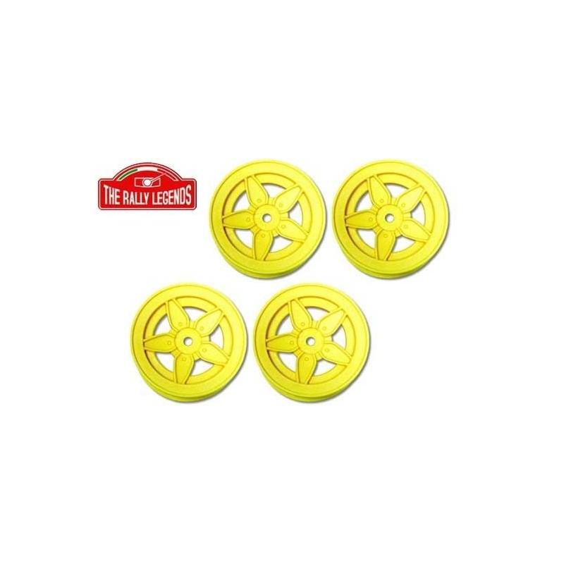 Stratos type 5 spoke yellow Rim (4)