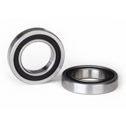 BALL BEARING BLACK RUBBER...
