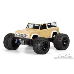FORD BRONCO 1973 CLEAR BODY