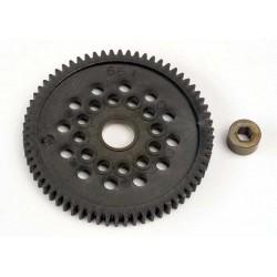 spur gear 66 t.