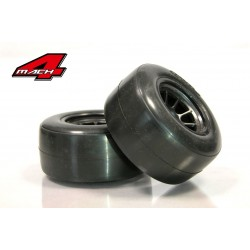 FRONT F1 1:10 TIRE ON BLACK...