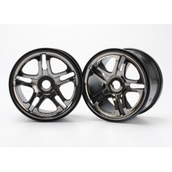CERCHI SPLIT SPOKE BLACK 17MM