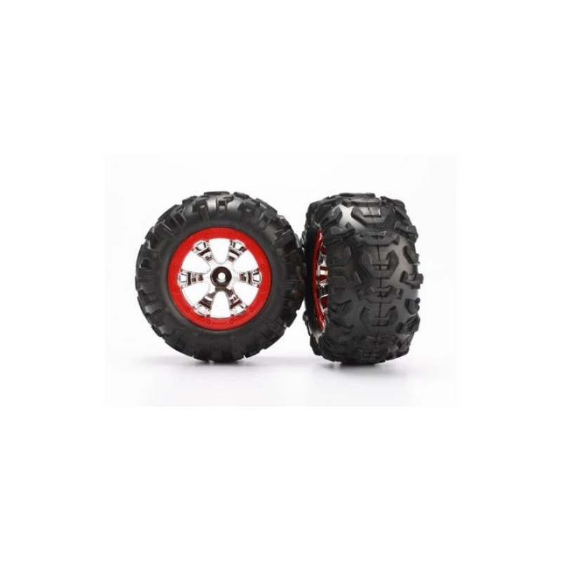 'GOMME E CERCHI GEODE 2.2 RED'''