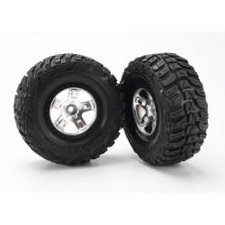 CERCHI E GOMME KUMHO X 2WD FR (2)