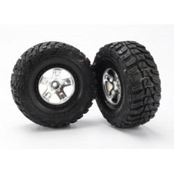 WHEELS AND TIRE KUMHO 2WD...