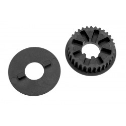 COMPOSITE PULLEY 32T SSX-8R