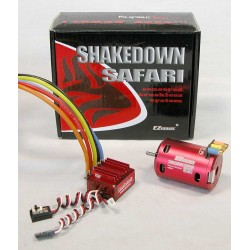 SISTEMA REAL STOCK BRUSHLESS SENSORED SAFARI 10.5T