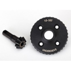RING GEAR TRX-4 UNDERDRIVE MACHINED 10-35T