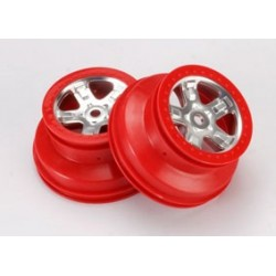 CERCHI SLAYER RED RIM
