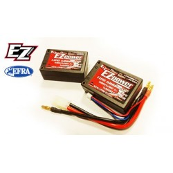 SADDLE PACK 6000 MAH 7,4V - 60/120C