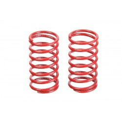 SIDE SPRINGS - RED 0.5MM - SOFT - 2PCS