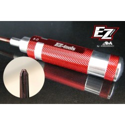 EZ POWER PHILLIPS SCREW DRIVER 5MM - ALLUMINIUM