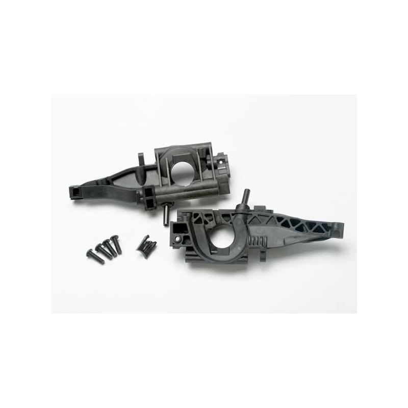 Bulkhead,rear(L&R halves)/diff retainer,rear/4x14m
