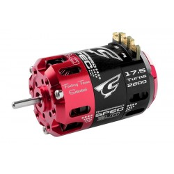 DYNOSPEED SPEC 3.0-17.5T SENSORED BRUSHLESS MOTOR