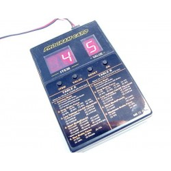 PROGRAM CARD HOBBYWING PER REGOLATORE