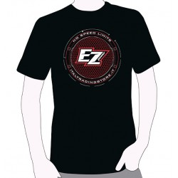 T-SHIRT TEAM EZPOWER BLACK - XXL