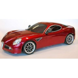 ALFA ROMEO 8C PAINTED BODY...
