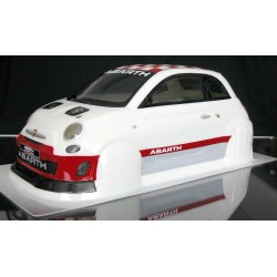 PAINTED BODY KIT 500 ABARTH