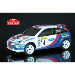 Ford Focus WRC Rally...
