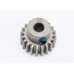20T PINION - 32 PITCH - HOLE 5MM