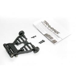 Wheelie bar 1:16, assembled