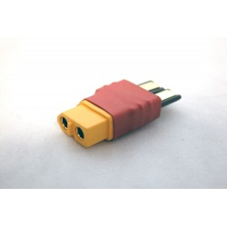 ADAPTER XT-60 FEMALE TO HV...
