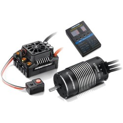 COMBO BRUSHLESS MAX8 V3 150A+MOTORE+2200KV+CARD