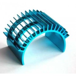 HEAT SINK - SIZE 540 - BLUE