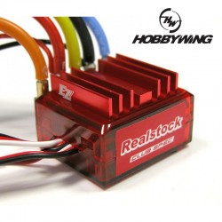 REAL STOCK BRUSHLESS 45AMP SENSORED 2-3S
