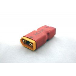 ADAPTER XT-60 MALE TO...