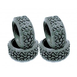 Rally tire set (4)