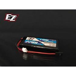 PACCO BATT. LIPO 2200 2S RX - LINEA