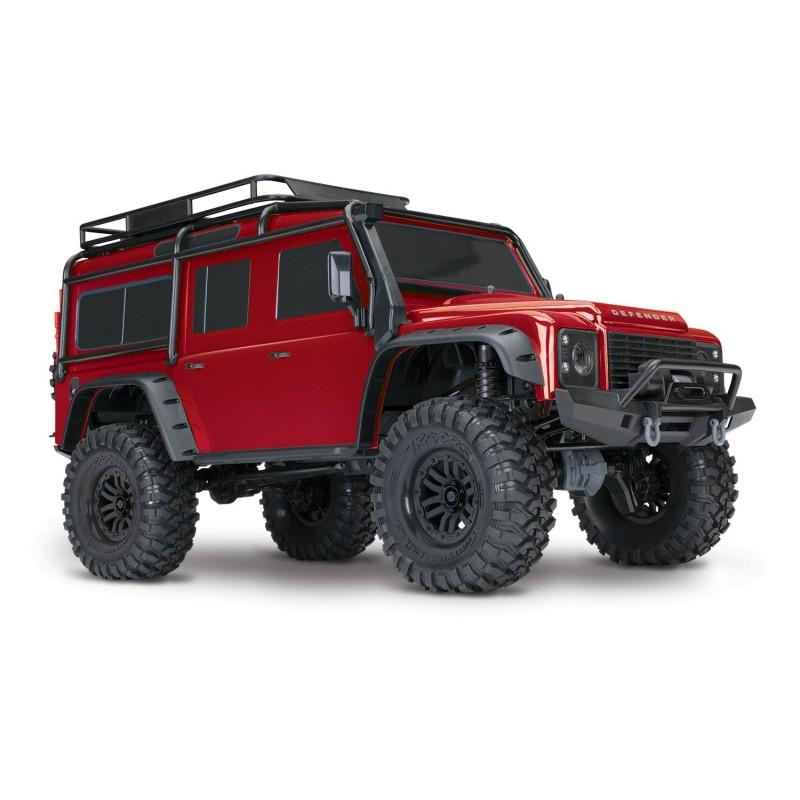 TRAXXAS TRX4 4WD SCALER-CRAWLER