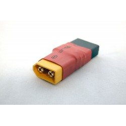 ADAPTER XT-60 MALE TO HV...