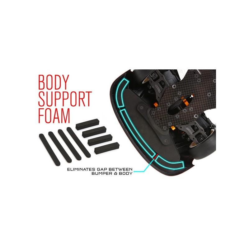BODY SUPPORT FOAM FOR LEXAN BODIES
