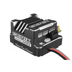 Cerix Pro Brushless 2-3s Racing Factory Regolatore 160 AMP 1:10 - Nero
