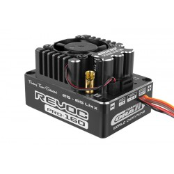 REVOC PRO BRUSHLESS 1:8 2-6S - 160A BLACK EDITION
