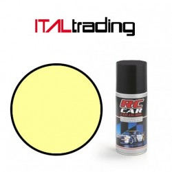 lexan paint - clear yellow...