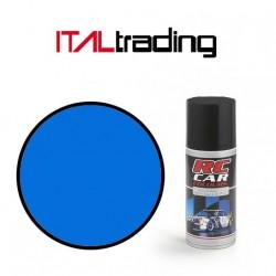 lexan paint - metal blue...