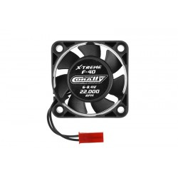 ULTRA HIGH-SPEED COOLING FAN 40MM - 6V-8,4V