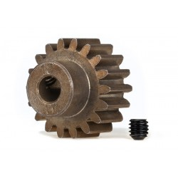 PINION GEAR 18T 1.0 METRIC PITCH,5MM SHAFT HOLE