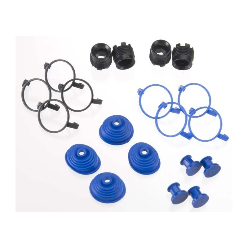 Pivot ball caps SET