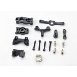 Steering arm(upper & lower)/steer. link/servo set