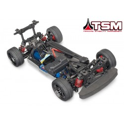 TRAXXAS 83076-4 4TEC 2.0 CHASSIS VXL BRUSHLESS