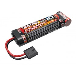 3000MAH NIMH BATTERY 8,4V 7 CELLS FLAT