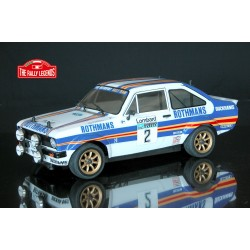 ESCORT RS 1800 ARTR-1981 (PAINTED BODY)