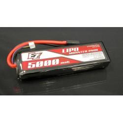BATTERIE SEMI-HARDCASE 5000 MAH 11,1V 3S - 40C-TXX