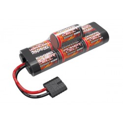 NiMh power cell battery 3000mah 8.4v, 7 cells Hump