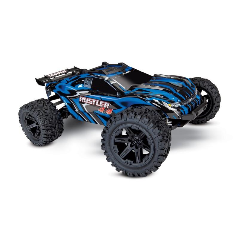 RUSTLER 4WD RTR BRUSHED